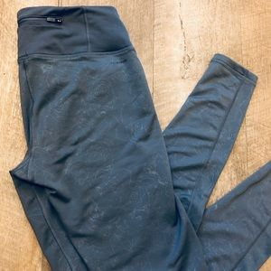 Adidas climate dusty blue leggings